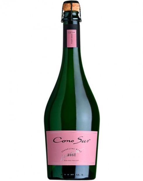 Garcias - Vinhos e Bebidas Espirituosas - VINHO ESPUMANTE CONOSUR ROSE BRUT  1