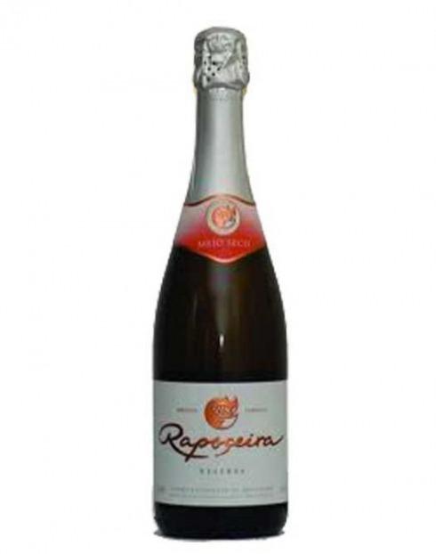 Garcias - Vinhos e Bebidas Espirituosas - VINHO ESPUMANTE RAPOSEIRA RESERVA MEIO SECO 1
