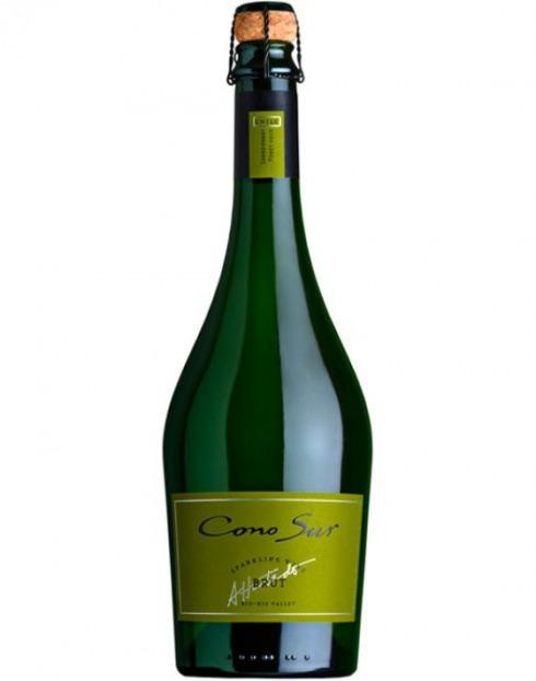 Garcias - Vinhos e Bebidas Espirituosas - VINHO ESPUMANTE CONOSUR BCO BRUT  1
