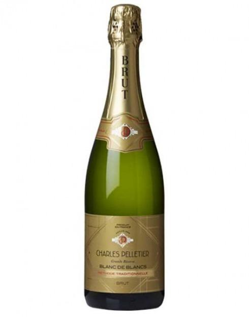 Garcias - Vinhos e Bebidas Espirituosas - VINHO ESPUMANTE CHARLES PELLETIER BLANC BRUT 1,5L 1