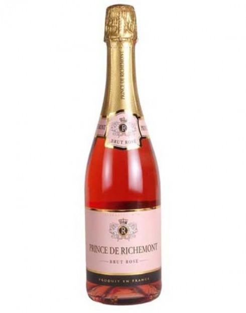 Garcias - Vinhos e Bebidas Espirituosas - VINHO ESPUMANTE PRINCE DE RICHEMONT ROSE  1