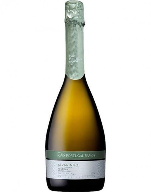 Garcias - Vinhos e Bebidas Espirituosas - VINHO ESPUMANTE ALVARINHO JOÃO PORTUGAL RAMOS JPR  1