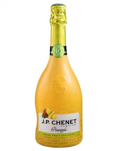 Garcias - Vinhos e Bebidas Espirituosas - VINHO ESPUMANTE FRIZANTE CHENET FASHION PINEAPPLE 0,75 1