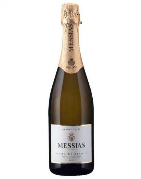 Garcias - Vinhos e Bebidas Espirituosas - VINHO ESPUMANTE MESSIAS BLANC DE BLANC 0.75 1