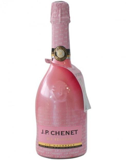 Garcias - Vinhos e Bebidas Espirituosas - VINHO ESPUMANTE JP CHENET ICE EDITION ROSE 20CL 1