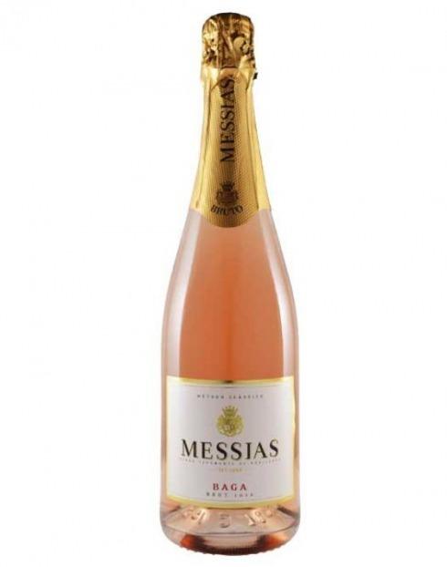 Garcias - Vinhos e Bebidas Espirituosas - VINHO ESPUMANTE MESSIAS ROSE  0.75 1
