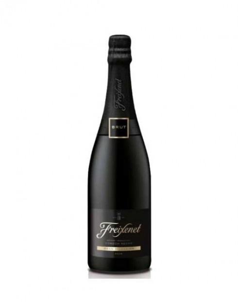 Garcias - Vinhos e Bebidas Espirituosas - VINHO ESPUMANTE FREIXENET CORDON NEGRO BRUTO 1