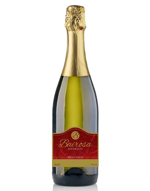 Garcias - Vinhos e Bebidas Espirituosas - VINHO ESPUMANTE BAIROSA M/SECO 1