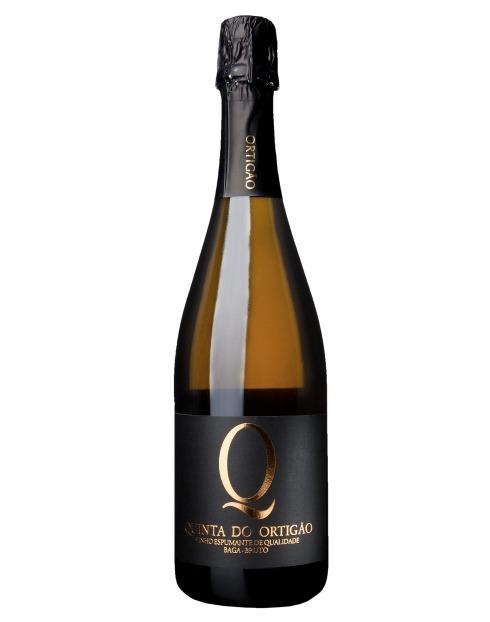 Garcias - Vinhos e Bebidas Espirituosas - VINHO ESPUMANTE QUINTA DO ORTIGÃO BAGA 1