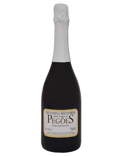 Garcias - Vinhos e Bebidas Espirituosas - VINHO ESPUMANTE SANTO ISIDRO PEGÕES MEIO SECO BRANCO 1