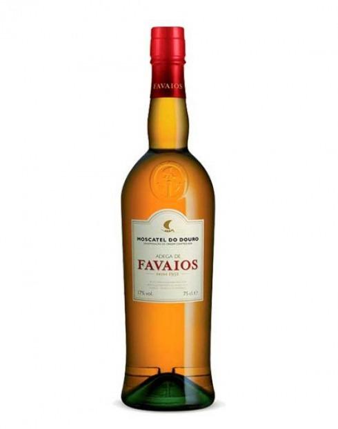 Garcias - Vinhos e Bebidas Espirituosas - VINHO MOSCATEL FAVAIOS 1