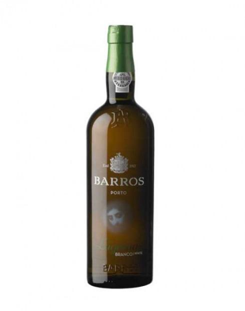 Garcias - Vinhos e Bebidas Espirituosas - VINHO PORTO BARROS LAGRIMA BRANCO 1
