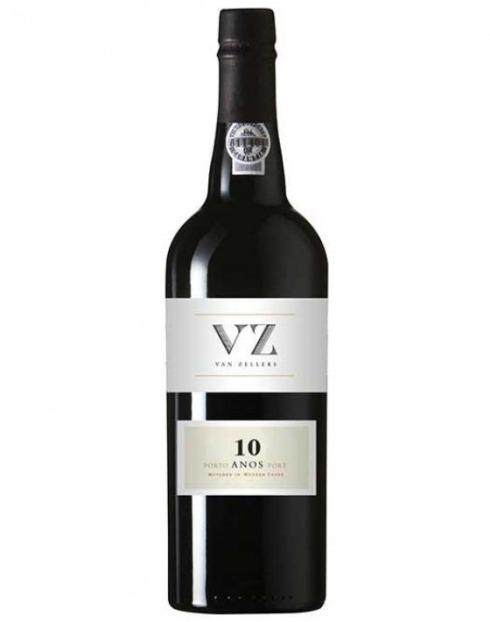 Garcias - Vinhos e Bebidas Espirituosas - VINHO PORTO VAN ZELLERS TAWNY 10 A CX.MAD  1