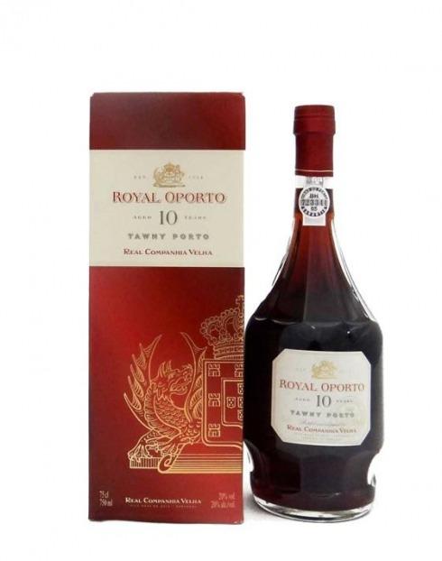 Garcias - Vinhos e Bebidas Espirituosas - VINHO PORTO R.C.V. 10 ANOS TAWNY 1