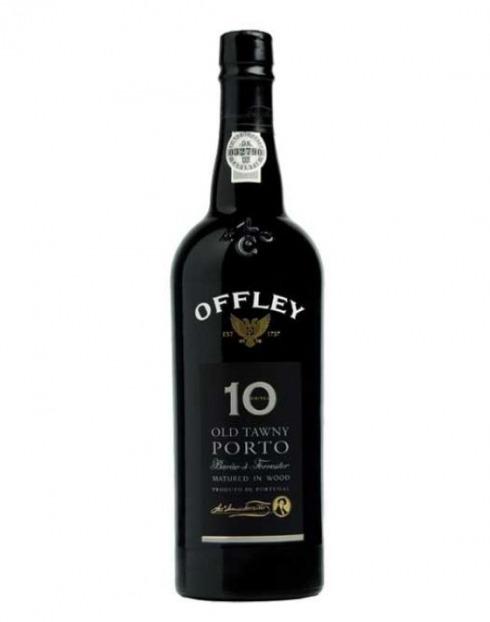 Garcias - Vinhos e Bebidas Espirituosas - VINHO PORTO OFFLEY BARÃO FORRESTER 10A C/ CAIXA 1