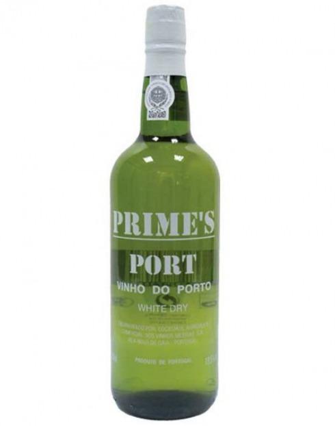 Garcias - Vinhos e Bebidas Espirituosas - VINHO PORTO PRIMES DRY WHITE  1