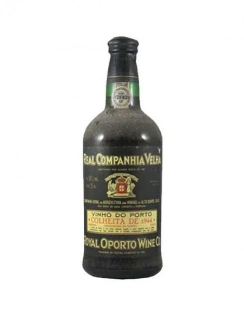 Garcias - Vinhos e Bebidas Espirituosas - VINHO PORTO R.C.V COLHEITA 44 (RÓTULO ANTIGO) 1