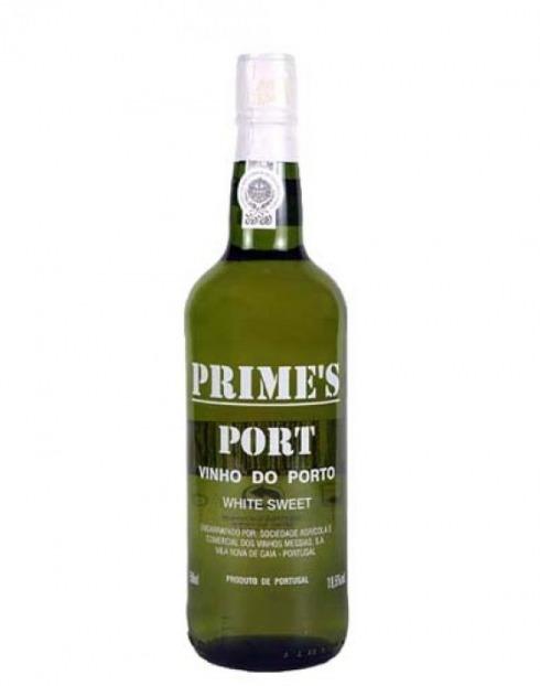 Garcias - Vinhos e Bebidas Espirituosas - VINHO PORTO PRIMES WHITE SWEET  1