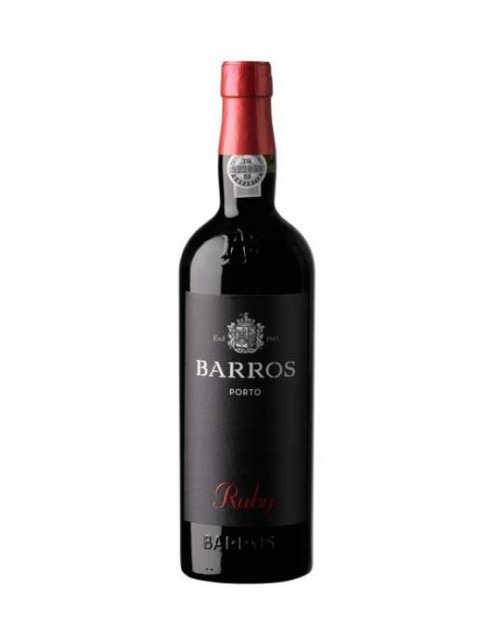 Garcias - Vinhos e Bebidas Espirituosas - VINHO PORTO BARROS RUBY 1