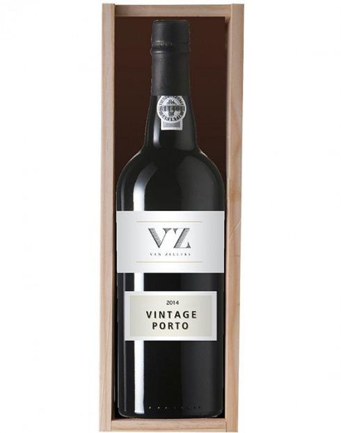 Garcias - Vinhos e Bebidas Espirituosas - VINHO PORTO VAN ZELLERS&CO VINTAGE 2014 1