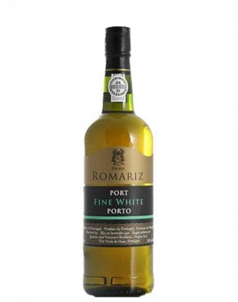 Garcias - Vinhos e Bebidas Espirituosas - VINHO PORTO ROMARIZ WHITE  1