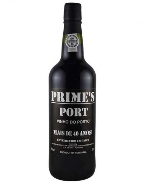 Garcias - Vinhos e Bebidas Espirituosas - VINHO PORTO PRIMES 40 ANOS CX.MAD 1
