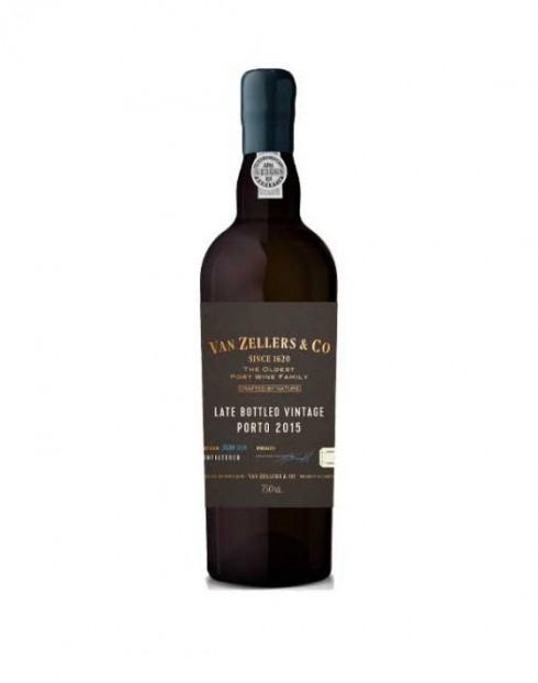 Garcias - Vinhos e Bebidas Espirituosas - VINHO PORTO VAN ZELLERS&CO LBV 2015 1