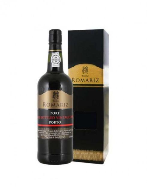 Garcias - Vinhos e Bebidas Espirituosas - VINHO PORTO ROMARIZ LBV 2013 C/CX  1