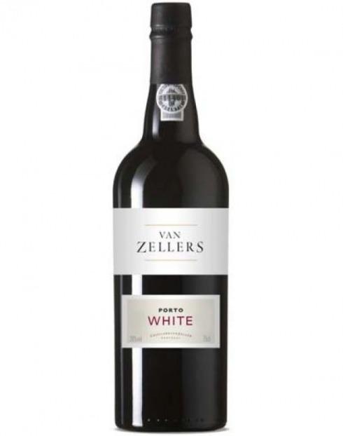 Garcias - Vinhos e Bebidas Espirituosas - VINHO PORTO VAN ZELLERS WHITE  1