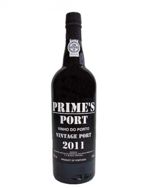 Garcias - Vinhos e Bebidas Espirituosas - VINHO PORTO PRIMES VINTAGE 2011  1