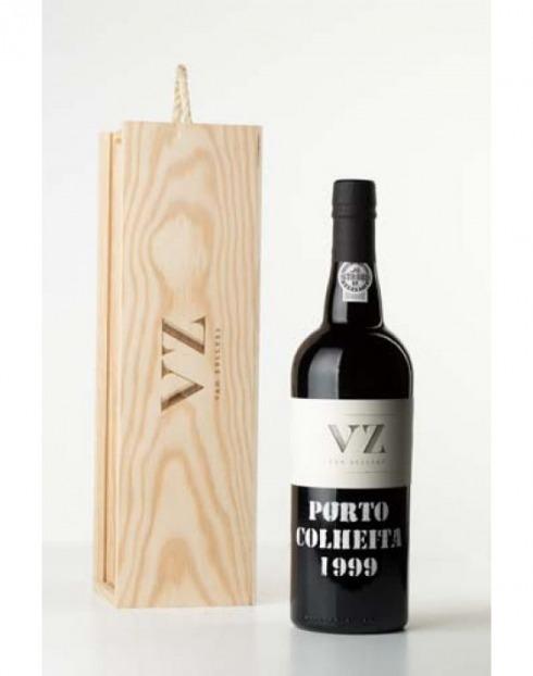 Garcias - Vinhos e Bebidas Espirituosas - VINHO PORTO VAN ZELLERS COLHEITA 1999  CX.MAD  1