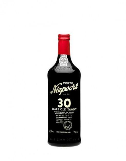 Garcias - Vinhos e Bebidas Espirituosas - VINHO PORTO NIEPOORT TAWNY 30A 1