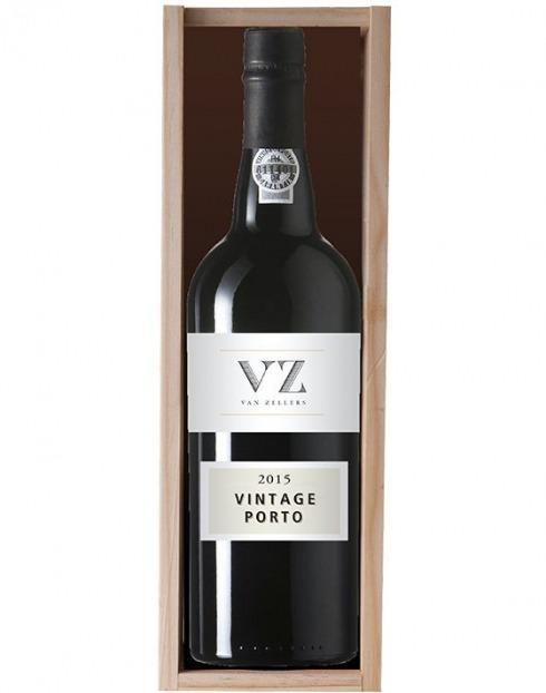 Garcias - Vinhos e Bebidas Espirituosas - VINHO PORTO LEMOS&VAN ZELLERS VINTAGE 2015 1