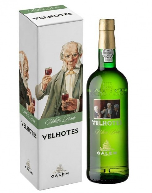 Garcias - Vinhos e Bebidas Espirituosas - VINHO PORTO VELHOTES WHITE C/ CAIXA 1