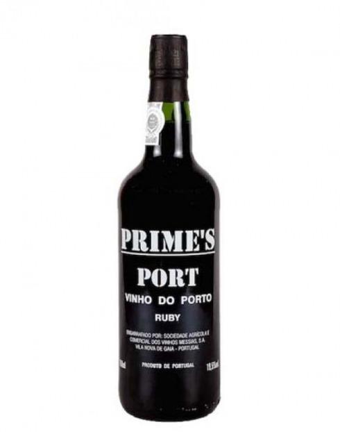 Garcias - Vinhos e Bebidas Espirituosas - VINHO PORTO PRIMES RUBY  1