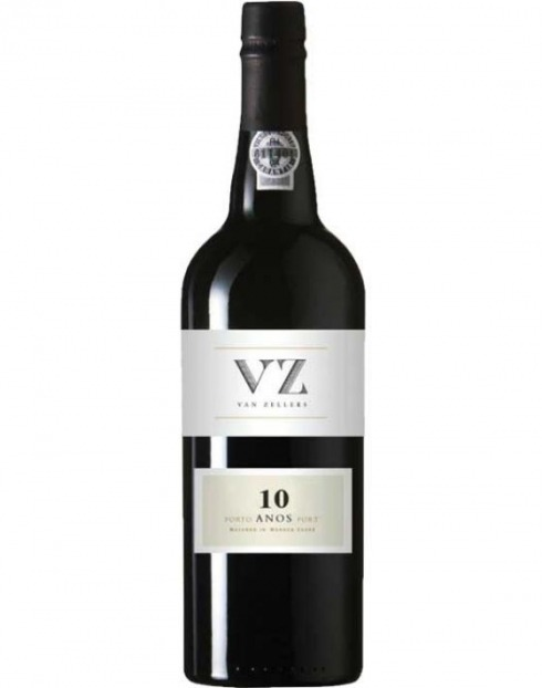 Garcias - Vinhos e Bebidas Espirituosas - VINHO PORTO VAN ZELLERS TAWNY 10 A  1