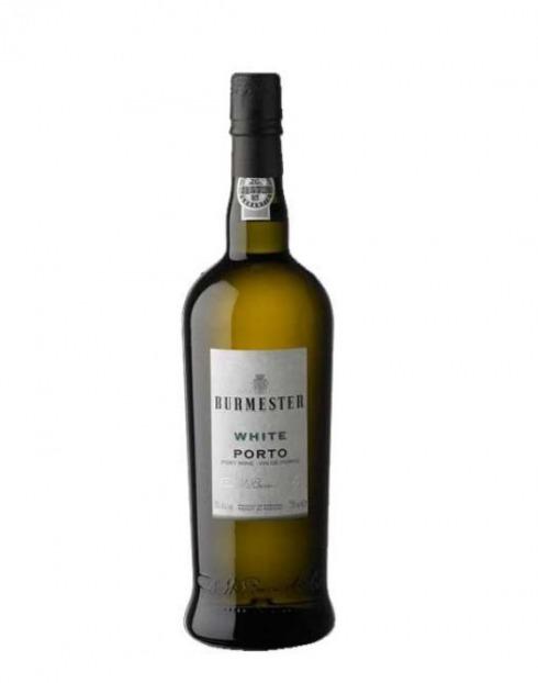Garcias - Vinhos e Bebidas Espirituosas - VINHO PORTO BURMESTER WHITE C/ CAIXA 1