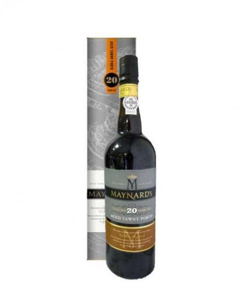 Garcias - Vinhos e Bebidas Espirituosas - VINHO PORTO MAYNARD'S 20A C/ TUBO 1