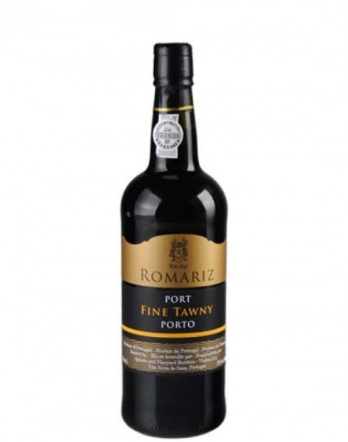 Garcias - Vinhos e Bebidas Espirituosas - VINHO PORTO ROMARIZ TAWNY  1
