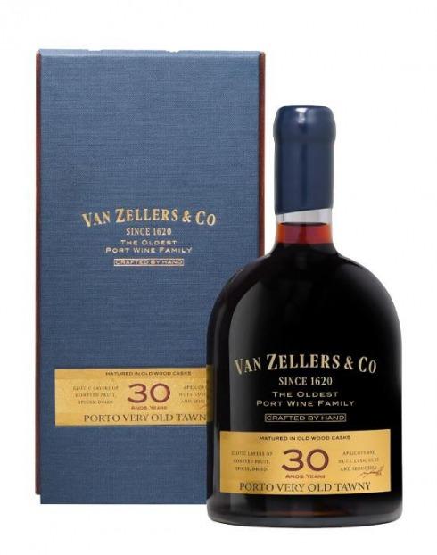 Garcias - Vinhos e Bebidas Espirituosas - VINHO PORTO VAN ZELLERS&CO 30A 1
