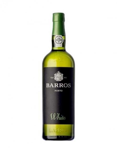 Garcias - Vinhos e Bebidas Espirituosas - VINHO PORTO BARROS WHITE 1
