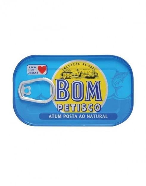 Garcias - Vinhos e Bebidas Espirituosas - ATTUM BOM PETISCO 1/4 1