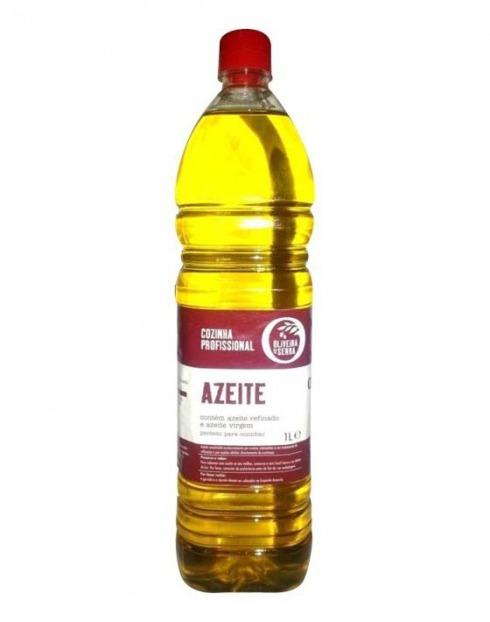 Garcias - Vinhos e Bebidas Espirituosas - AZEITE OLIVEIRA DA SERRA COZ. PROFISSIONAL PET 1 LITRO 1