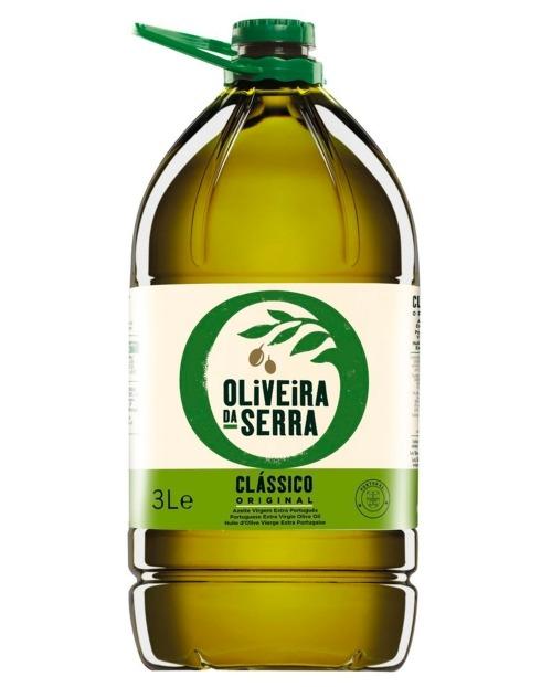Garcias - Vinhos e Bebidas Espirituosas - AZEITE OLIVEIRA DA SERRA 1% 3 LITROS 1