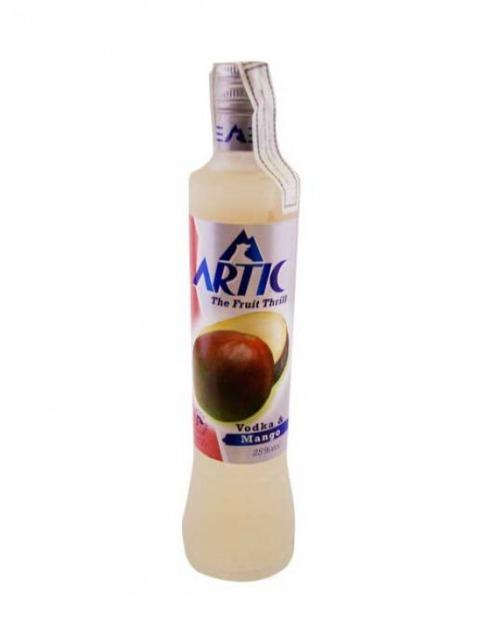 Garcias - Vinhos e Bebidas Espirituosas - LICOR VODKA ARTIC MANGA 1