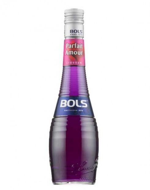 Garcias - Vinhos e Bebidas Espirituosas - LICOR BOLS PARF. AMOUR 1
