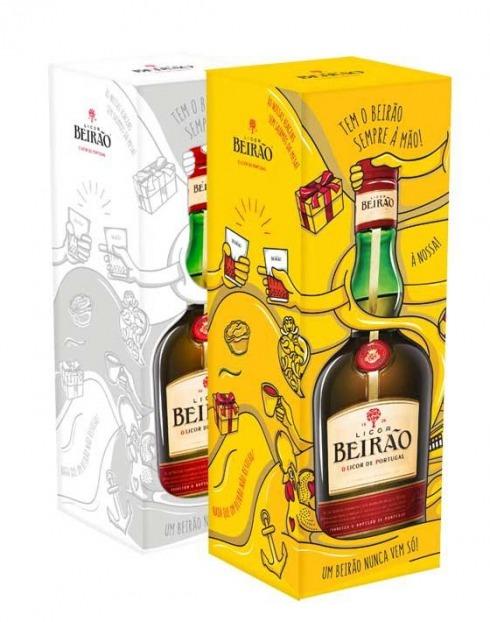 Garcias - Vinhos e Bebidas Espirituosas - LICOR BEIRÃO C/ CAIXA 1