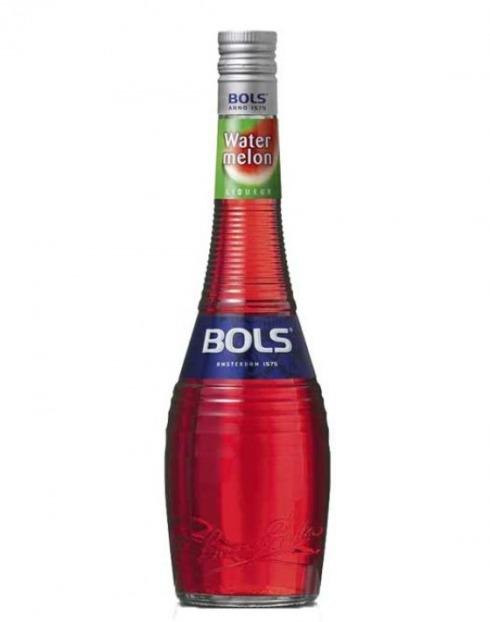 Garcias - Vinhos e Bebidas Espirituosas - LICOR BOLS WATERMELON 1