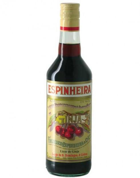Garcias - Vinhos e Bebidas Espirituosas - GINJA S/ FRUTO ESPINHEIRA 1L 1