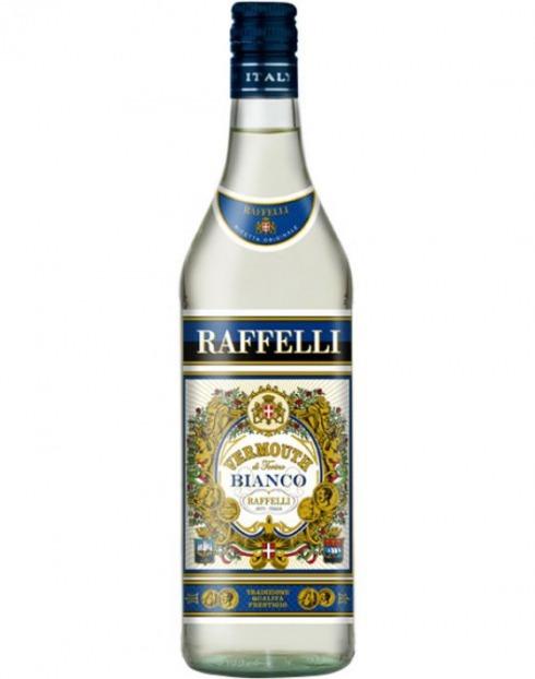 Garcias - Vinhos e Bebidas Espirituosas - APERITIVO RAFFELLI BIANCO  1